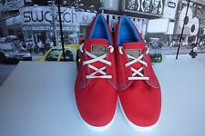 2009 Adidas Ransom g13316 Red Canvas Sneakers men's US 10 / UK 9.5 / EU 44