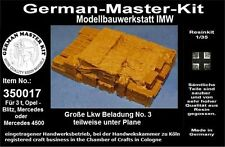 350017,Ladegut, 1:35, Große LKW Beladung No. 3, Resin, GMKT World of War II