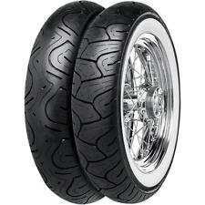 Continental Conti Milestone Front 130/80-17 White Wall Motorcycle Tire 29-0069