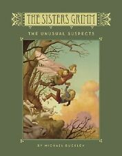The Unusual Suspects (The Sisters Grimm, Book 2) Michael Buckley, Hard Cover