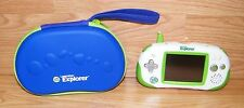 *FOR REPAIR* Leap Frog Leapster Explorer Learning System w/ Case Only **READ**
