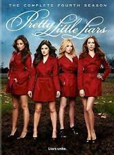 Pretty Little Liars: The Complete Fourth Season 4 (DVD - 2014, 5 Disc set)