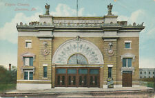 A2446 1910 POSTCARD EMPIRE THEATRE LEWISTON MAINE