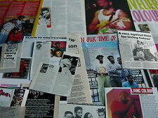 LIVING COLOUR - MAGAZINE CUTTINGS COLLECTION (REF XD5)