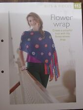 Flower Wrap Pattern The Art of Crochet Magazine