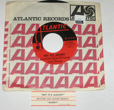 "Brother Jack McDuff Quintet 7"" 45 HEAR NORTHERN SOUL But It's Alright JUKEBOX"