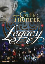 Celtic Thunder Legacy - Vol 1 FREE P+P  Ireland's Call - Caledonia - DVD