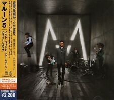 MAROON 5 It Won't Be Soon Before Long +3 FIRST JAPAN CD OBI UICA-1031
