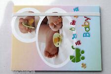 Album dépliant photo bébé naissance enfant présentation 10x15 Lot neuf de 2