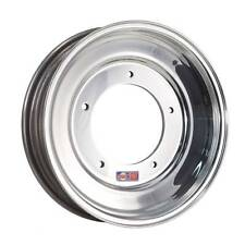 "DWT Polished Aluminum VW Front Wheel 15x5.5"" 12mm 3.5+2 Dune Buggy Sandrail"
