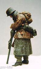 Soldat Allemand en tenue d'hiver, WW2 - Figurine résine WOLF 1/35 Réf. WAW34
