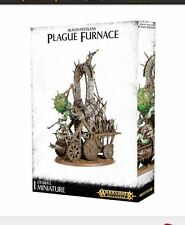 Warhammer Age of Sigmar Skaven Plague Furnace / Screaming Bell - Out of Box