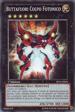 Buttafuori Colpo Fotonico YU-GI-OH! SP14-IT024 Ita COMMON STARFOIL 1 Ed.