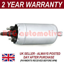 ELECTRIC FUEL PUMP High Performance Upgrade UNIVERSALE BENZINA / DIESEL 15mm Inlet