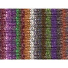 SALE! 100g Noro SILK GARDEN SOCK Silk Mohair & Wool Self Striping Yarn #S407