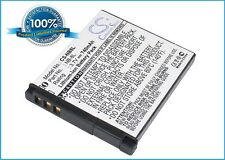 3.7V battery for Canon PowerShot A2200, PowerShot A3000 IS Li-ion NEW