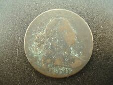 1800 Draped Bust Large 1c One Cent Coin **NO RESERVE**
