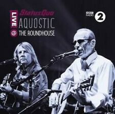 Status Quo - Aquostic Live at the Roundhouse - New CD Album