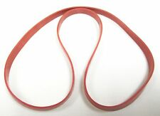 BELT FOR THE BIC 980 TURNTABLE  NEW ORIGINAL ORANGE TYPE ALSO USED ON OTHERS