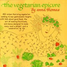 THE VEGETARIAN EPICURE (9780804170543) - JULIE MAAS ANNA THOMAS (PAPERBACK) NEW