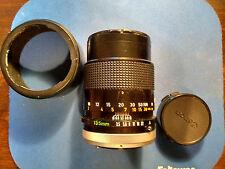 Canon FD 135mm 1:3.5 S.C. Obiettivo tele REFLEX