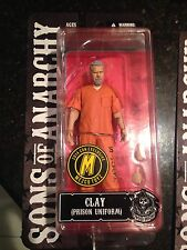 Mezco Sons of Anarchy SOA Clay Morrow Orange Prison Suit 2014 Comic Con NYCC
