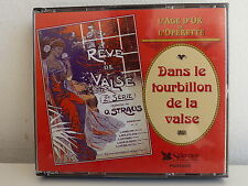 CD ALBUM L age d or de l operette Dans le tourbillon de la valse READER'S DIGEST