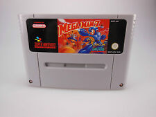 Super Nintendo - SNES - Spiel - Game - Mega Man 7