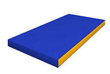 "Gymnastic Soft Matting, Blue Playground Mat for Kids Play, Home Mats, 40"" x 20"""