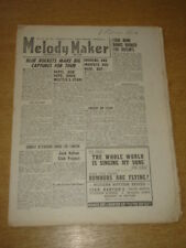 MELODY MAKER 1947 FEBRUARY 8 BLUE ROCKETS BUTLINS BOB HOPE +