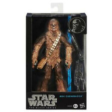 "STAR WARS: The Black Series - #04 Chewbacca 6"" Deluxe Figure (Hasbro) #NEW"