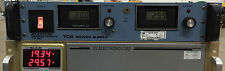 Electronic Measurements TCR 20S30-2-D-0V Variable DC 0-20VDC, 0-30A Power Supply