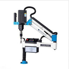 Universal 360° Angle Electric Tapping & Drilling Machine M6 - M24 1200mm new