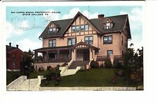 State College, PA   Phi Kappa Sigma Fraternity House  @ 1915-20