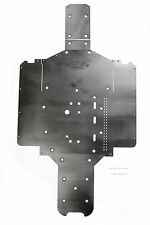 Can Am Commander 2015 skid plate UHMW underbody SSS Off Road