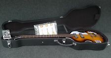 HOFNER 61 CAVERN BEATLE BASS GUITAR Limited Edition w/ Case PAUL WOULD BE PROUD
