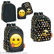 EMOJI ICON Mochila grande adaptable con bolsillos intercambiables/ Big Rucksack