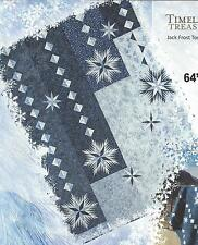 Ice Crystals foundation paper piecing quilt pattern by Judy Niemeyer
