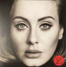 "ADELE ~ 25 ~ VINYL LP 12"" BRAND NEW & SEALED"