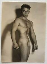 Vintage Male Nude Photo Ron Selvaggio 2: Spectrum: Physique Gay Interest