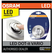 OSRAM Dot-it Vario LED LUCE INTERNO LAMPADA REGOLABILE GIREVOLI Stick / magnetica