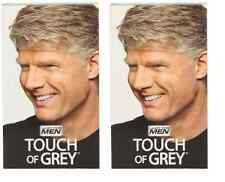 Just for Men Touch of Gray, Hair Treatment, Light Brown-Gray T-25 (2 Pack)