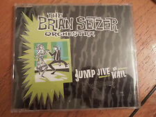 BRIAN SETZER ORCHESTRA - JUMP JIVE AN' WAIL CD SINGLE