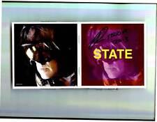 Todd Rundgren signed State CD
