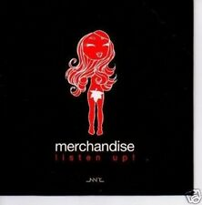 (973W) Merchandise, Listen Up! - DJ CD