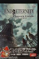 Resonance of Fate End of Eternity Players Guide book