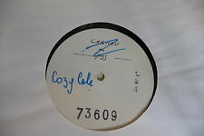 COZY COLE LP DRUM FOR DREAM . BIZET . LOCOMOTIVE 73609. TEST PRESSING