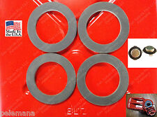4 NEW GAS CAP GASKETS for your Jerrycan Gerry G 5 Gallon 20L Rubber Fuel USMC x4