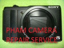 CAMERA REPAIR SERVICE FOR SONY DSC-HX5V USING GENUINE PARTS