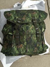Canadian digital Cadpat combat style rucksack/backpack Waterproof New
